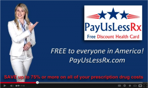 Learn more about HealthCard4Free (previously PayUsLessRx) by watching this video...